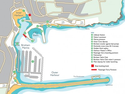 Torbay Harbour Guide